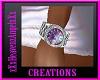 Rolex -Pink&Purple