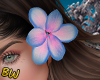 Left Hair Flower - B