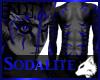 Dark Sodalite Fur M