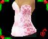 Pink Floral Tube Sparkle