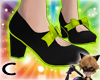 (C) ChatNoir Low Heels