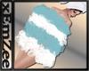 MZ - Snowflake Loofah