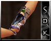 #SDK# Jewel Bracelet