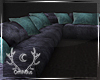 ✰|Silent Night Couch