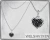 WV: Paris Black Necklace