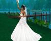 ^z Wedding Bouquet Toss