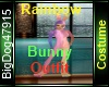 [BD] RainbowBunnyOutfit