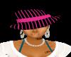 Blk/Pink  Hat