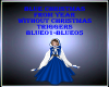 Blue Christmas Kid Song
