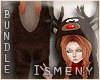 [Is] Reindeer Kid F Bdle