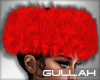 G. Tee Red Fur Hat