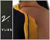 v. Knit Half Shoulder