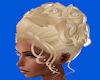 ACIE BLONDE WEDDING HAIR