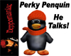 Perky Talking Penguin