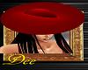 Church Hat N  Red
