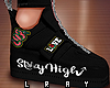 stayhigh Sneakers BLK