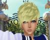 Blonde-Green Darius