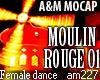 *Moulin Rouge 01 * dance