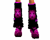 NL-Socks Toxic Pink