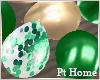 St. Patrick Balloons V4