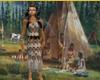 NA cherokee princess