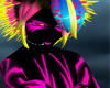 Pink Neon Skin (Male)