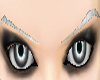 (RH) White Eyebrows
