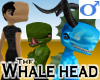 Whale Head -Mens v1a
