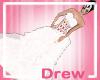 Wedding Dress Tulle Rose