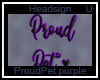 Proud Pet e Purple