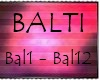 BALTI SONG + DANCE