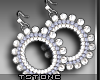 T.Pearl_Diamond Earrings