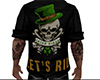 Irish Biker Open Shirt M