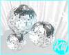 Sparkling Disco Balls