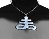 Satanic Necklace 4 M/F