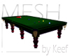 Snooker Table MESH