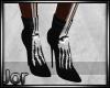 *JJ* Skeleton Boots