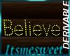 Derv. Anim. Sign Believe