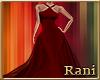 Pari Gown Red