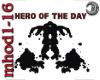 [mhod1-16] HeroOfTheDay