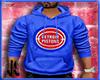 (JS)Detroit Pistons Hood