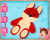 ! ✿ Kids Fox Toy *