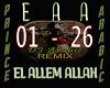 EL ALLEM ALLAH / ARABIC