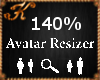 avatar resizer 140% scal