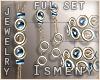 [Is] Blue Jewelry Set 2