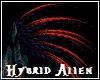 Hybrid Alien Tendrils