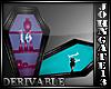 Coffin Cabinet Derivable