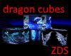 dragon cubes-animiert