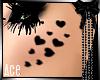 [AW] Heart Face Tattoo