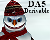 (A) Evil Snowman